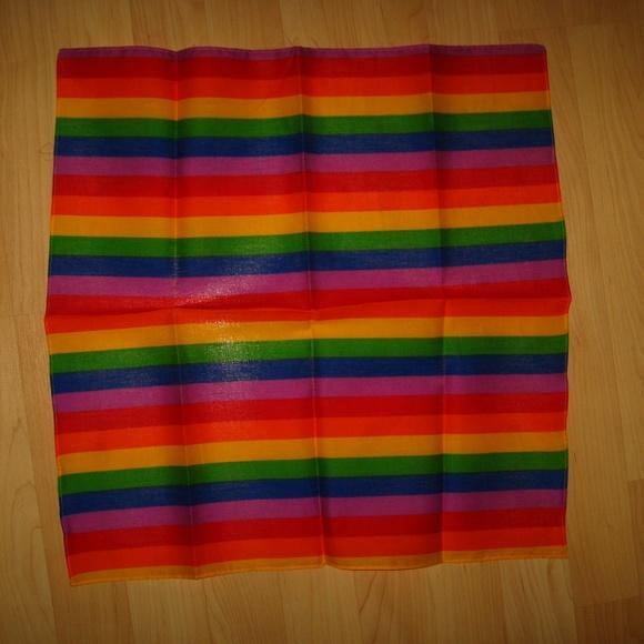 13c361d48061 Rainbow Flag Bandana Accessories